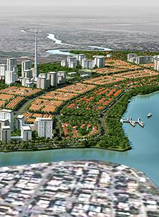 Bán đất An Phú Đông quận 12, cơ hội an cư cho tất cả mọi người